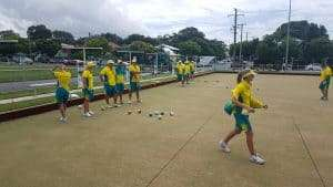 2018 Jackaroos - training session