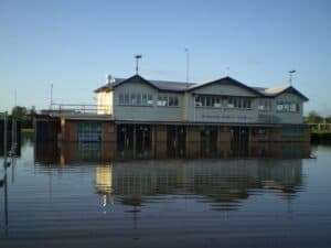2011 Flooded Clubhouse