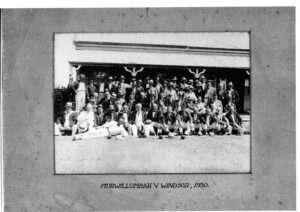 Murwillumbah vs Windsor 1930