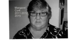 Margaret Cork - Ladies President 2011,2012,2015